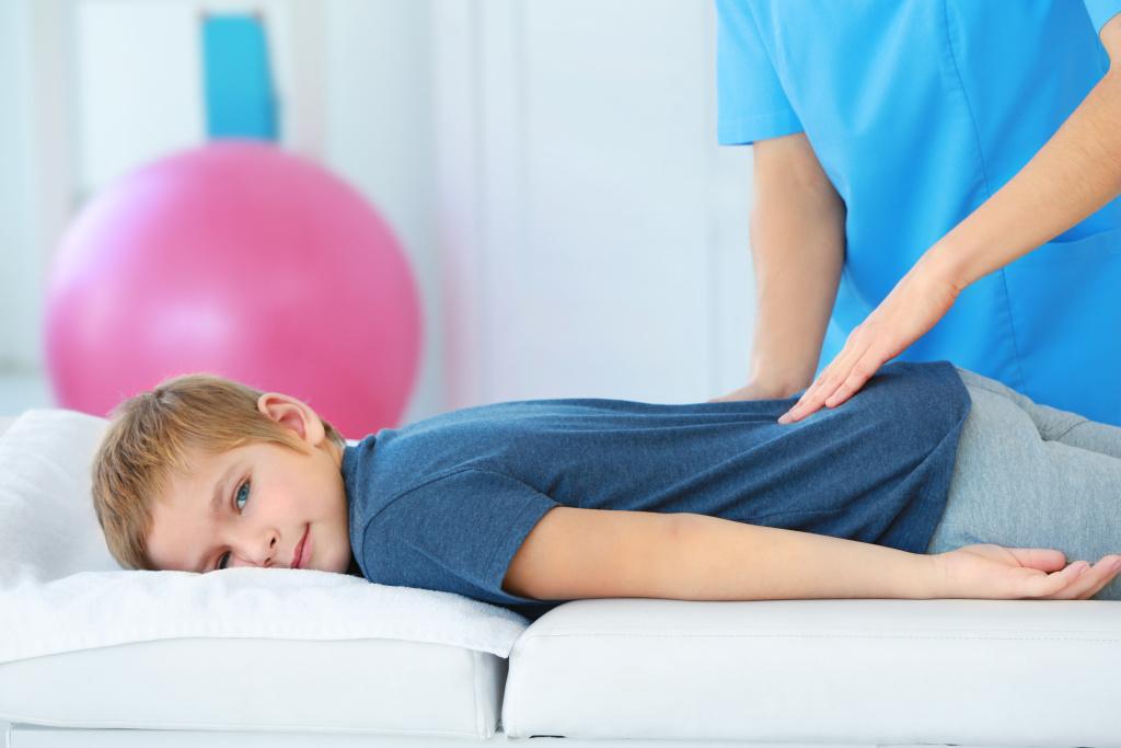 Rehabilitacja wad postawy u dzieci